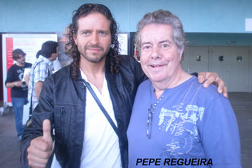 Raul Black - Pepe Regueira