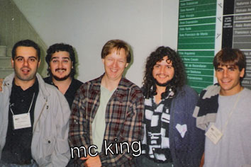 Raul Black - Mc King