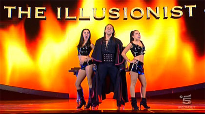 The Illusionist. Raul Black